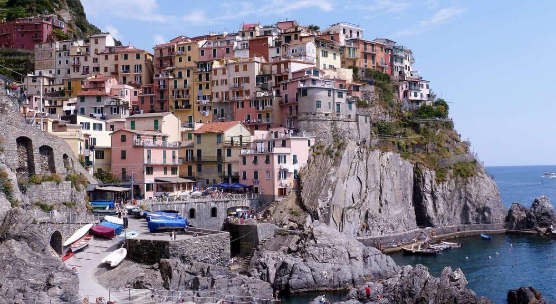 Cinque Terre (La Spezia): come raggiungerle e cosa vedere